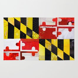 Maryland Pride Rug
