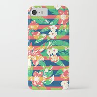 tropical iPhone & iPod Cases featuring Tropical by Steven Toang