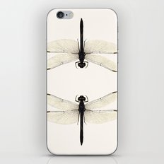 dragonfly #5 iPhone & iPod Skin