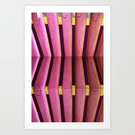 Cabos Too Art Print