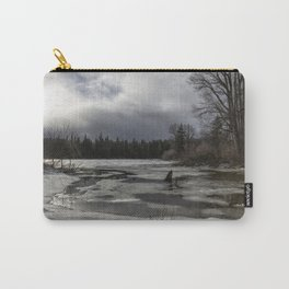 An Intricate Landscape Carry-All Pouch