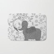 Happy Elephant Bath Mat