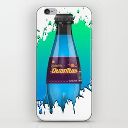 Nuka Cola Quantum iPhone Skin