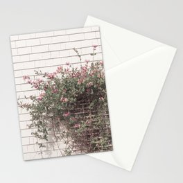 Blooming outside the Green Gables farm house Stationery Cards