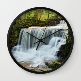 Crackpot Foss Wall Clock