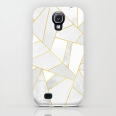 White Stone Slim Case Galaxy S4