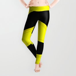 Hot Wavy B Leggings