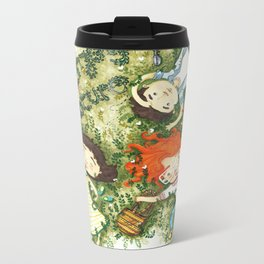 Enjoy nature Metal Travel Mug