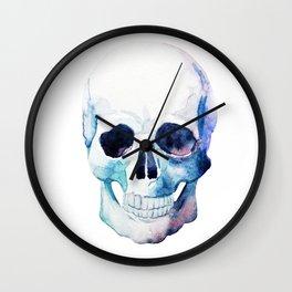 Skull 07 Wall Clock