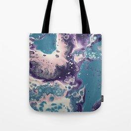 nebula ocean Tote Bag
