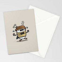 Latte Bot Stationery Cards
