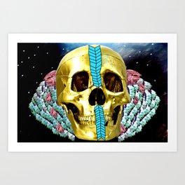 bill in space Art Print