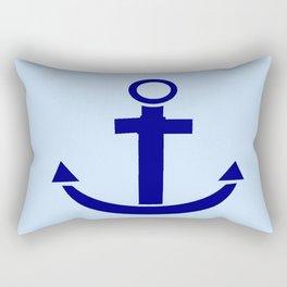 Anchor 2 Rectangular Pillow