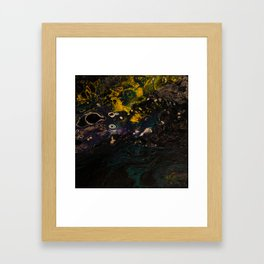 Broke Framed Art Print