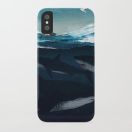 Distraction iPhone Case