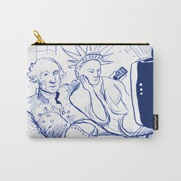 Washington and Liberty Carry-All Pouch