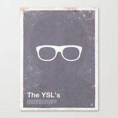 Framework - The YSL's Canvas Print