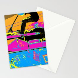 High-Flyin' Scooter Champ Stationery Cards