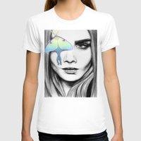 luna lovegood T-shirts featuring Luna by aubreylynna