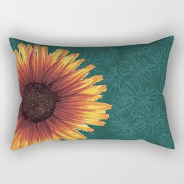 Have a nice da(is)y - Fall colors Rectangular Pillow