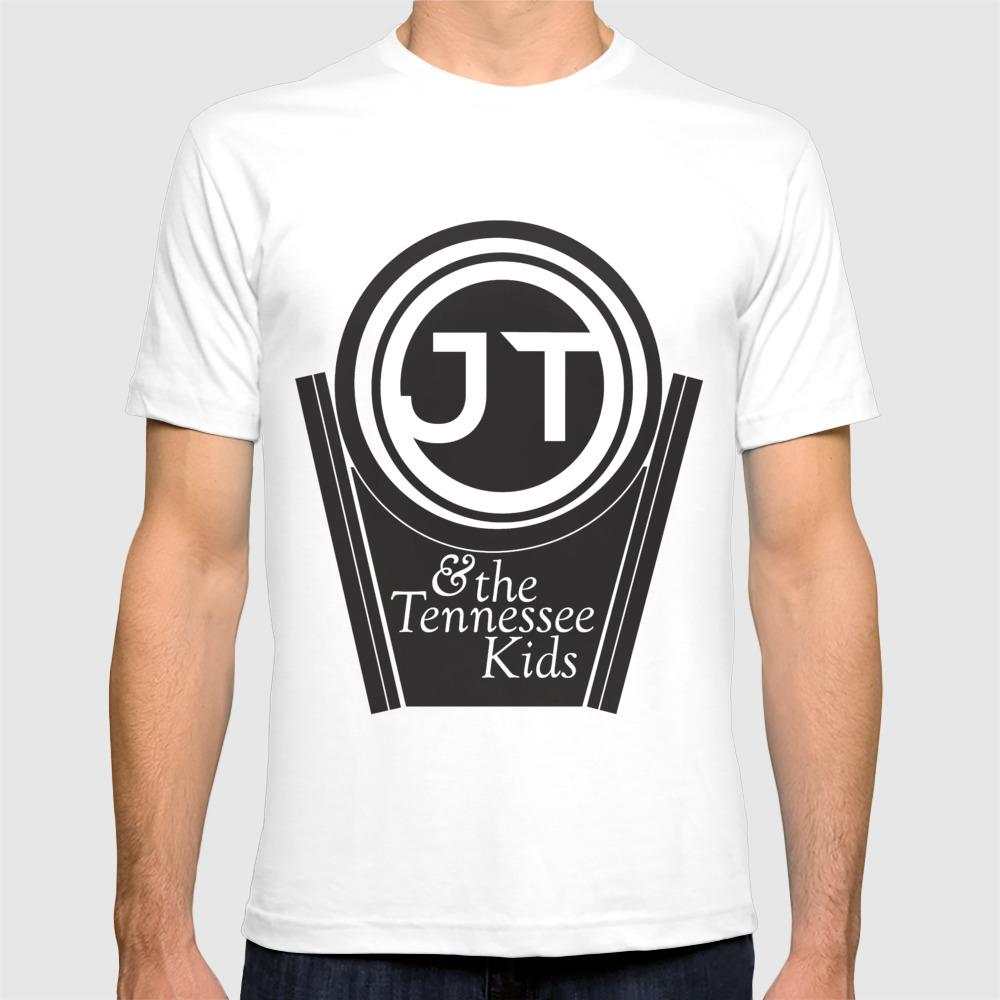 0e5508d6 JT & the Tennessee Kids T-shirt