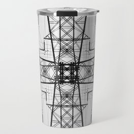 Tower Symmetry Travel Mug