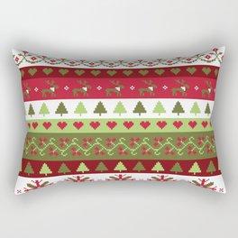 Christmas Spirit Rectangular Pillow