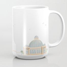 Allan Gardens | Icon-O-Tecture Coffee Mug