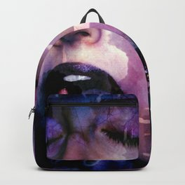 plaque Backpack