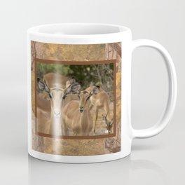 CW-001-Gazelle Coffee Mug