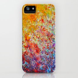 Crepuscular Luminescence iPhone Case