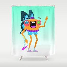 Garry Shower Curtain