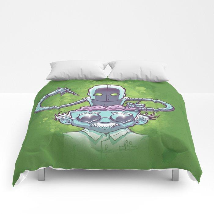 Tinkering Comforters