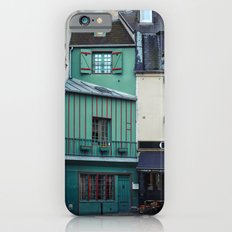The Streets of Paris, France. iPhone 6s Slim Case