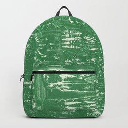 NYC Walls (zelen v.3) Backpack