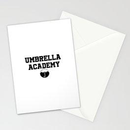 Umbrella academy Stationery Cards