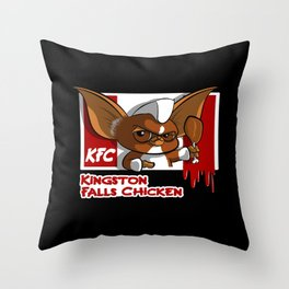 Kingston Falls Chicken Throw Pillow
