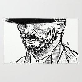 Van Gogh Rug