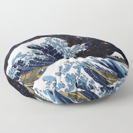 Hokusai & LH95 Floor Pillow