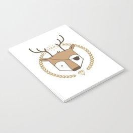 Mr. Deer Notebook