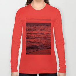 California Waves Long Sleeve T-shirt