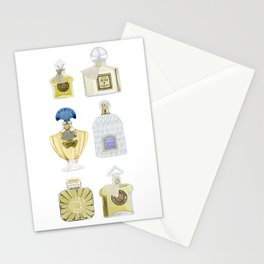 Guerlain Fragrances Stationery Cards