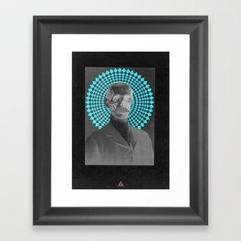 Death of Man Framed Art Print