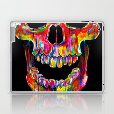 Chromatic Skull Laptop & iPad Skin