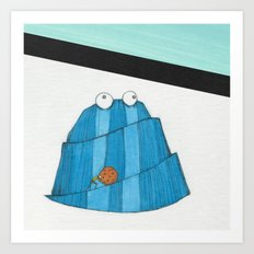 Jodorowsky's Sesame Street, I Art Print