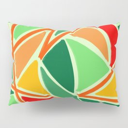 Bird of Paradise Pillow Sham