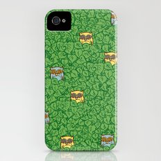 Little Leafy Friends Slim Case iPhone (4, 4s)