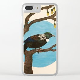 Tui Clear iPhone Case