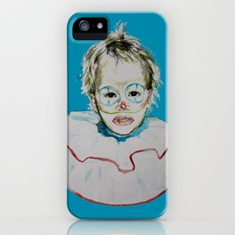 harlequin iPhone Case