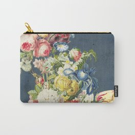 Floral Tribute to Louis McNeice Carry-All Pouch